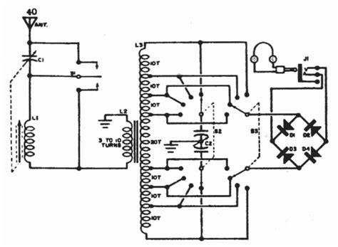 Радиосхемы. радиоприемник без батареек
