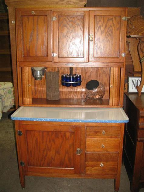 hoosier kitchen cabinet antique antique bakers cabinet oak hoosier kitchen cabinet