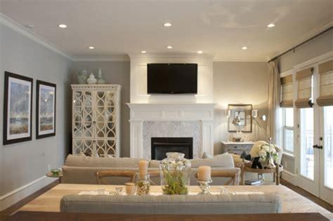 Wandfarbe Grau Weiße Möbel by Wandfarben Ideen Wohnzimmer Erfrischen Sie Ihren Wohnraum
