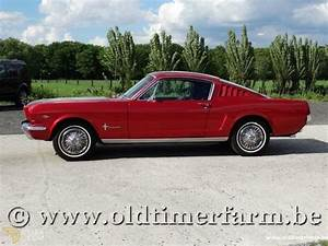 Classic 1966 Ford Mustang Fastback for Sale #9443 - Dyler