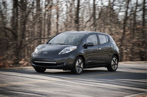 Best Electric Car In The World by Nissan Leaf The Best Selling Electric Car In The World