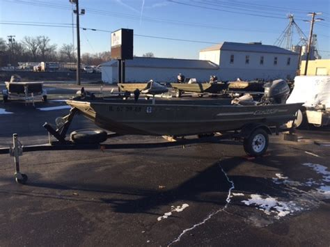 Lowe Boats Prices by 1985 Lowe Boats 16 Big Jon For Sale In Effingham Il