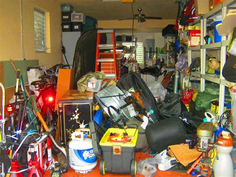 Garage Makeover  Clutter Magic,llc
