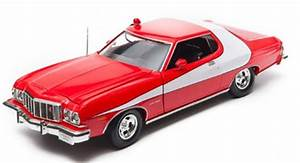 Ford Gran Torino Starsky Et Hutch : greenight 1 18 scale 1974 ford grand torino red white legeros fire blog archives 2006 2015 ~ Dallasstarsshop.com Idées de Décoration
