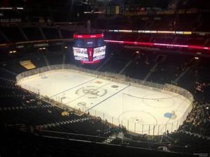 Bridgestone Arena Section 329 Nashville Predators