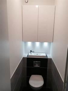 Lave Main Original : toilette suspendu avec lave main wc suspendu une lave main ~ Edinachiropracticcenter.com Idées de Décoration
