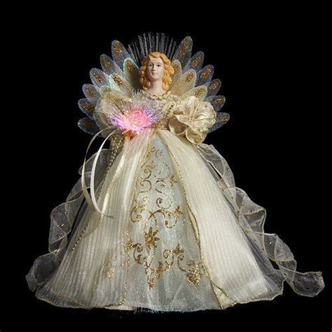 angel christmas tree topper christmas tree toppers and