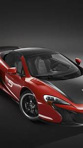 Wallpaper McLaren 650S Spider, supercar, McLaren, red