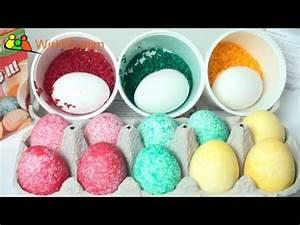 Ostereier Plastik Xxl : ideen mit herz deko eier mit zauberfolie doovi ~ Buech-reservation.com Haus und Dekorationen