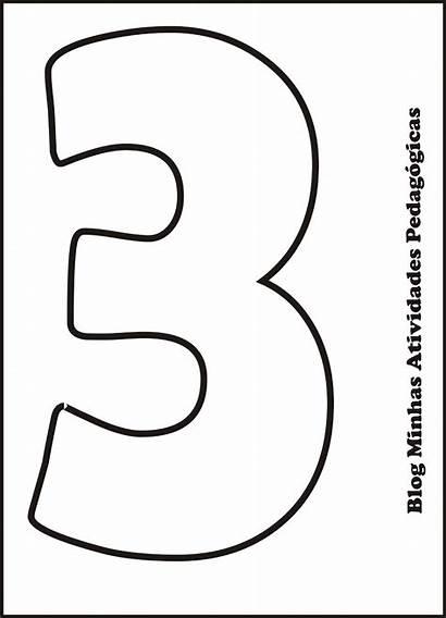 Numeros Imprimir Moldes Grandes Plantillas Grande Letras
