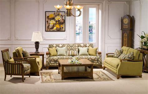 muebles de salon clasicos imagenes  fotos