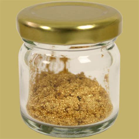 edible  karat gold sprinkles