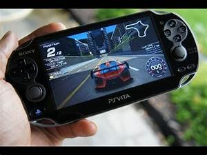 PS Vita Review and Comparison with PSP - YouTube