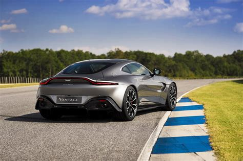 The All-new 2018 Aston Martin Vantage Is The Work Of Anglo