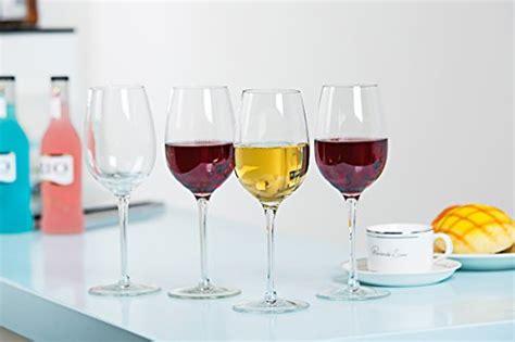 Michley Unbreakable Wine Glasses, 100% Tritan Shatterproof