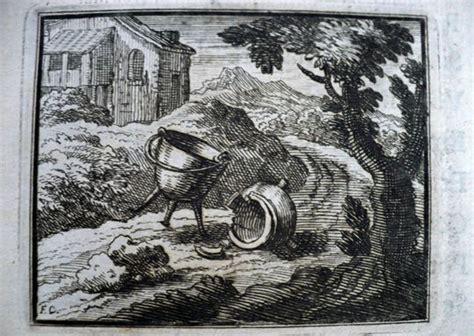 le pot de terre le pot de fer fables de la fontaine