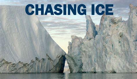 chasing ice  edmonds news