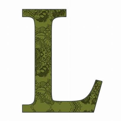 Scrapbook Alphabet Transparent Background Letters Open Ps