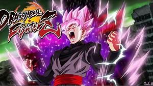Dragon Ball Fighter Z - Vidéo : Black Goku, Hit et Beerus ...