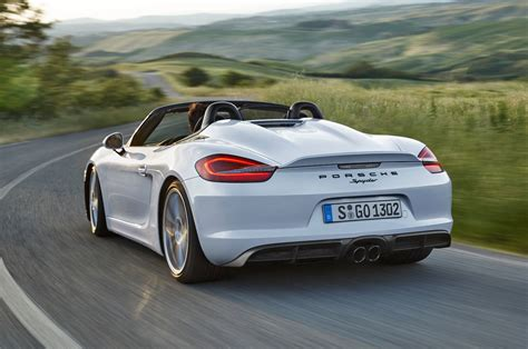 2016 Porsche Boxster Reviews And Rating  Motor Trend