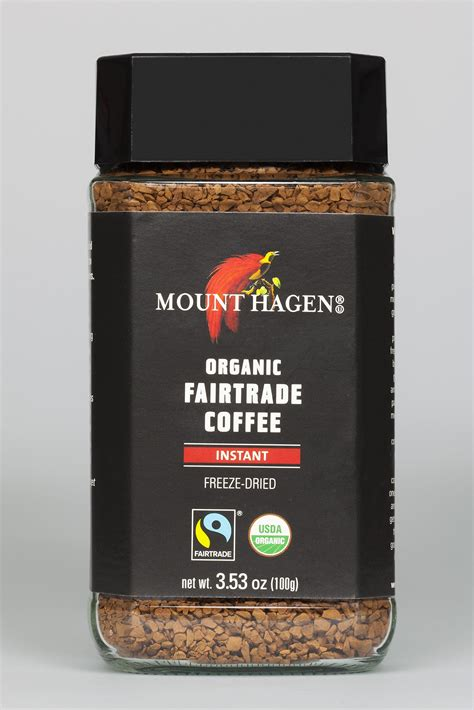 Save on mount hagen, health and wellness products. Mount Hagen Organic Freeze Dried Instant Coffee 3.53 oz >>> Want additional info? Click on the ...