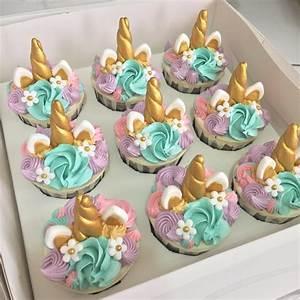 Unicorn Cupcakes - Custom Made Cakes Malaysia – Blue