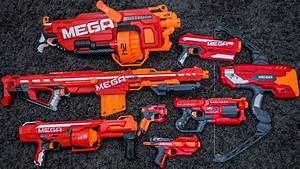 Nerf Mega