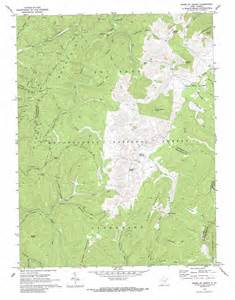 sinks of gandy topographic map wv usgs topo 38079f6