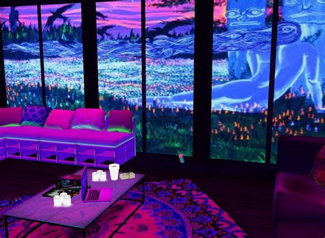 neon lights for rooms blacklight room on imvu its called blacklight or