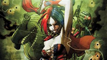 Suicide Squad Wallpapers Quinn Harley Comics Abyss