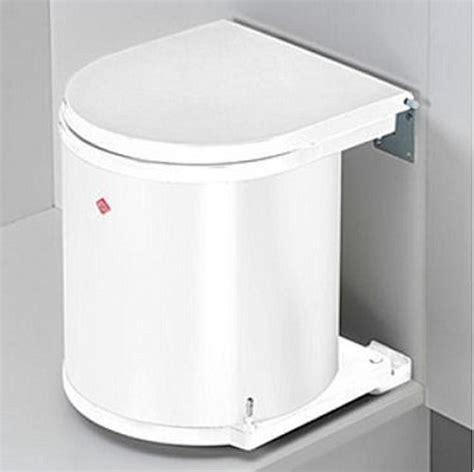 Einbau Abfalleimer by Einbau Abfalleimer 11 Liter Deckel 246 Ffnet Automatisch
