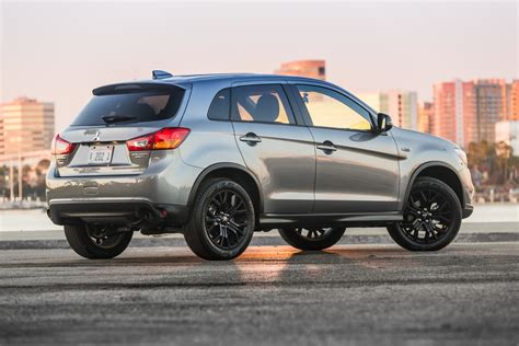 Reviews Of Mitsubishi Outlander Sport by 2017 Mitsubishi Outlander Sport Review Ratings Specs