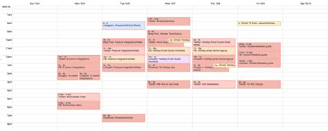 mailchimp calendar template why we a content calendar and why you will mailchimp email marketing
