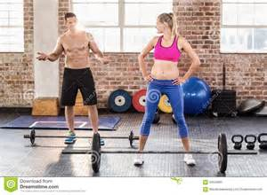Fit People Working Out