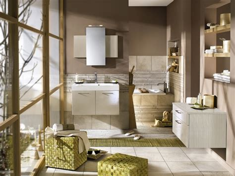 d馗oration cuisine et salle de bain décoration salle de bain exotique