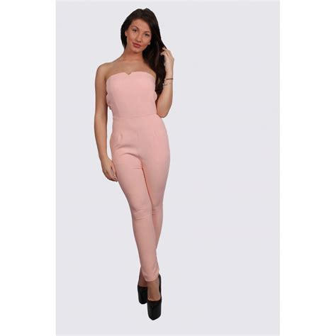baby jumpsuit nancy baby pink jumpsuit with back bow detail parisia