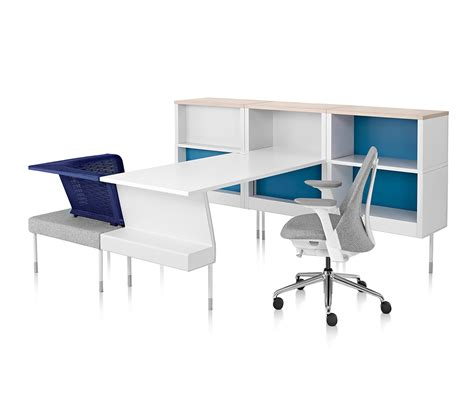 herman miller bureau office landscape individual desks from herman