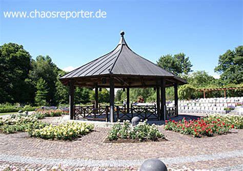 Botanischer Garten Augsburg Programm 2017 by Botanischer Garten Augsburg Ein Rundgang Chaosreporter