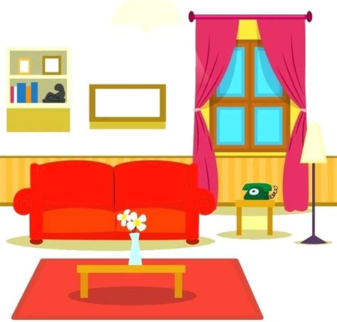 Living Room Clipart by Living Room Clipart At Getdrawings Free For Personal