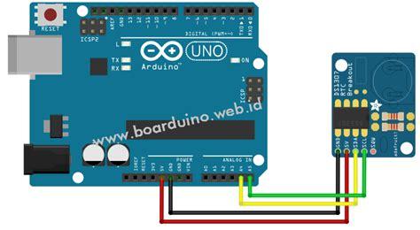 membuat jam digital dengan arduino dan rtc ds1307 test erwinproject