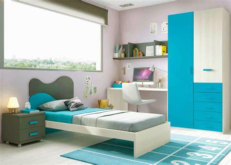 chambre 1 personne chambre enfant avec lit 1 personne et moderne