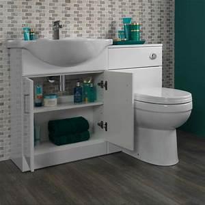 Meuble Pour Petite Salle De Bain : meuble salle de bain faible profondeur conseils pratiques ~ Premium-room.com Idées de Décoration