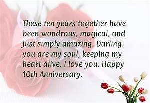 10 Year Anniversary Quotes  Quotesgram