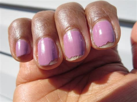 L'oreal Extraordinaire Nail System On Day 7-how Does Miss