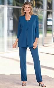 Tenue Mariage Pantalon Et Tunique : tailleur pantalon grande taille pour mariage nn11 ~ Melissatoandfro.com Idées de Décoration