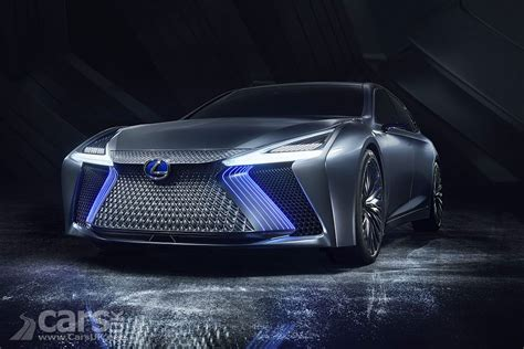 Lexus Ls+ Concept Revealed At The Tokyo Motor Show