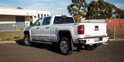 2016 gmc sierra denali 2500hd review performax rhd
