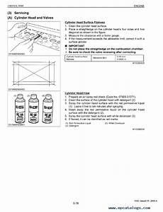 Kubota J Series Diesel Generator Workshop Manual Pdf