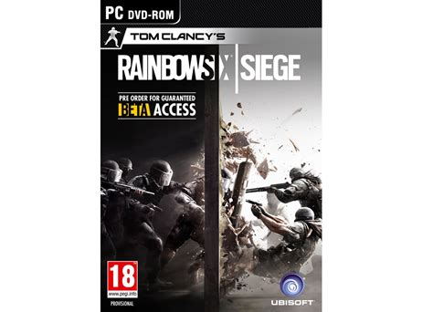 siege gamer pc rainbow six siege pc