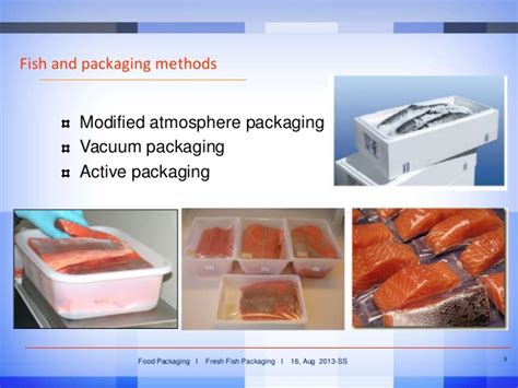 Modified Atmosphere Packaging In Fish by Fresh Fish Packaging